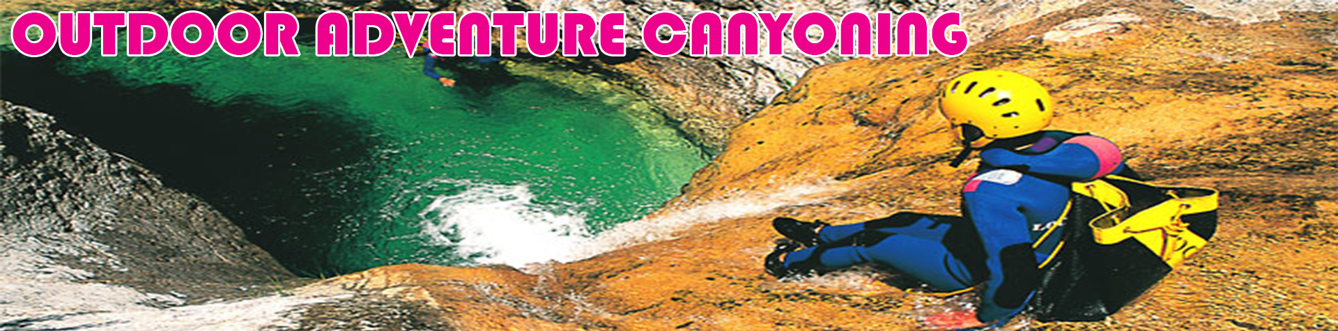 Canyoning Nice French Riviera