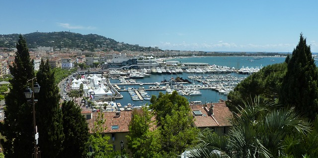 cannes walking tour