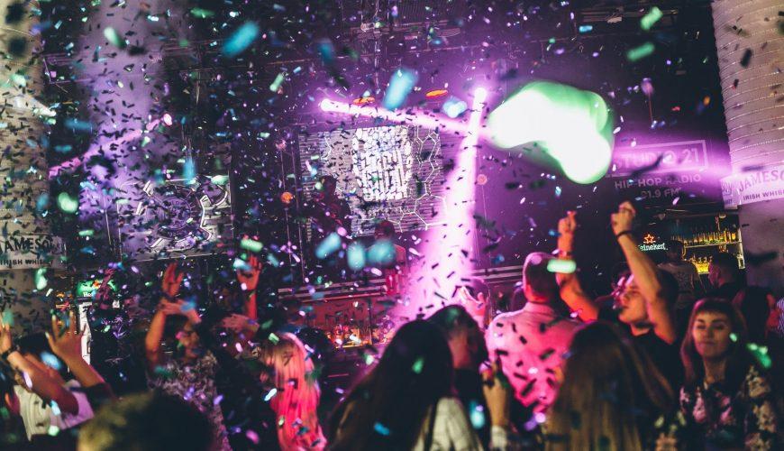 Party Nizza Frankreich