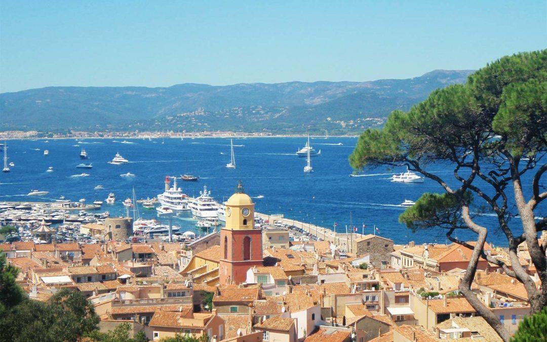 TOUR N°5 Sightseeing St Tropez