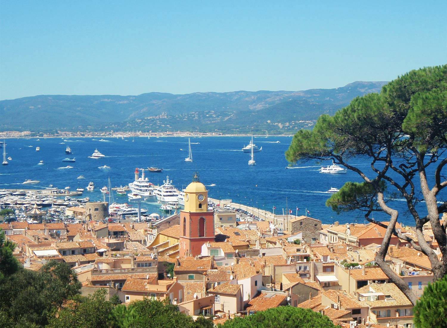 Sightseeing saint tropez for Travel south of france