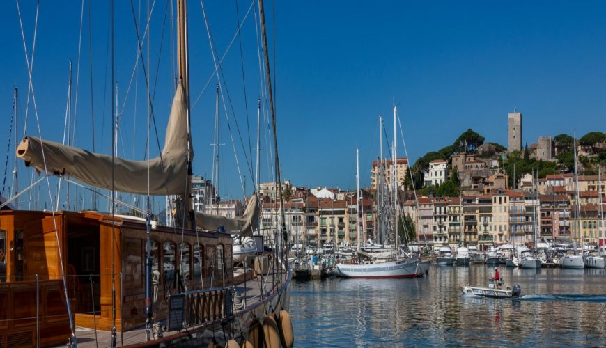 Sightseeing tour N°3 Cannes, Antibes, Saint Paul de Vence