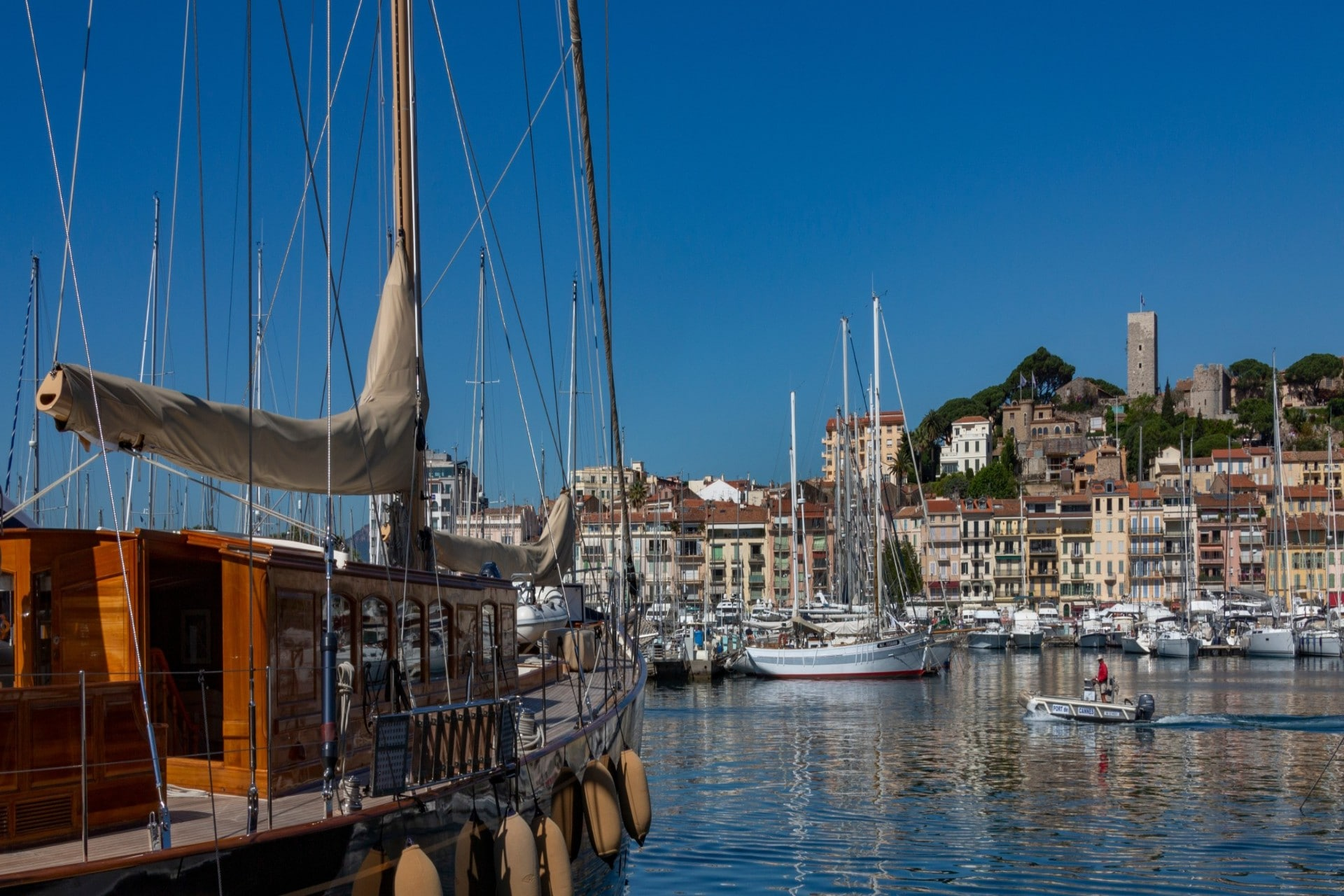 Sightseeing tour N°3 Cannes, Antibes, Saint Paul de Vence