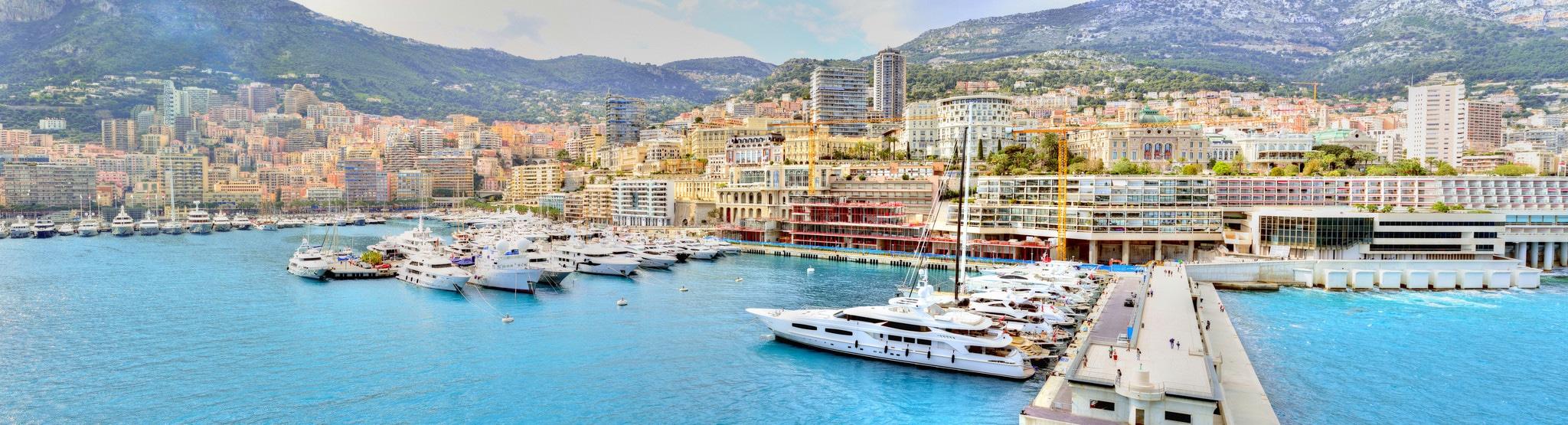 WALKING TOUR Monaco Monte Carlo