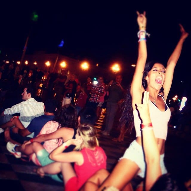 Allein in Nizza und Lust auf ein bisschen Party und Spass?