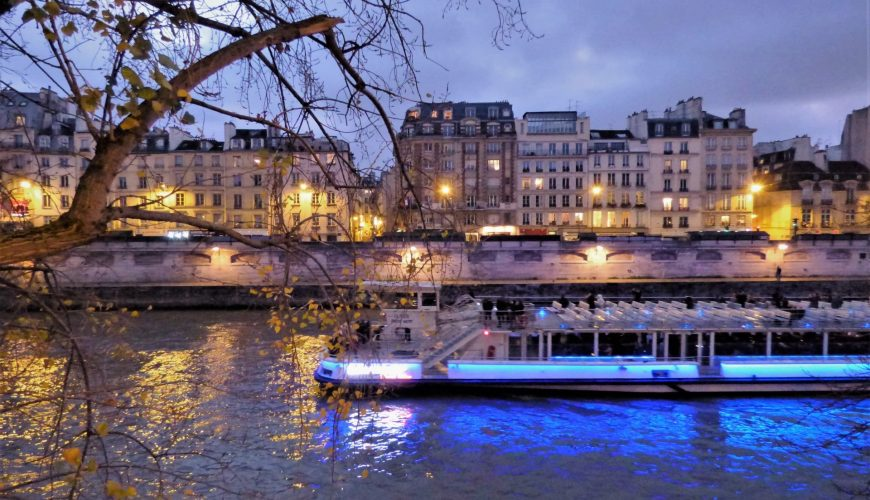 Une façon unique de découvrir Paris