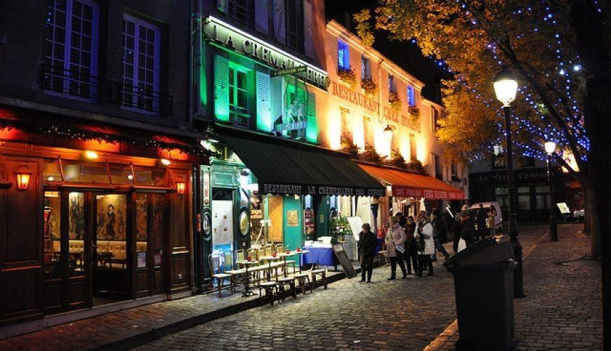 visites de la vie nocturne de paris