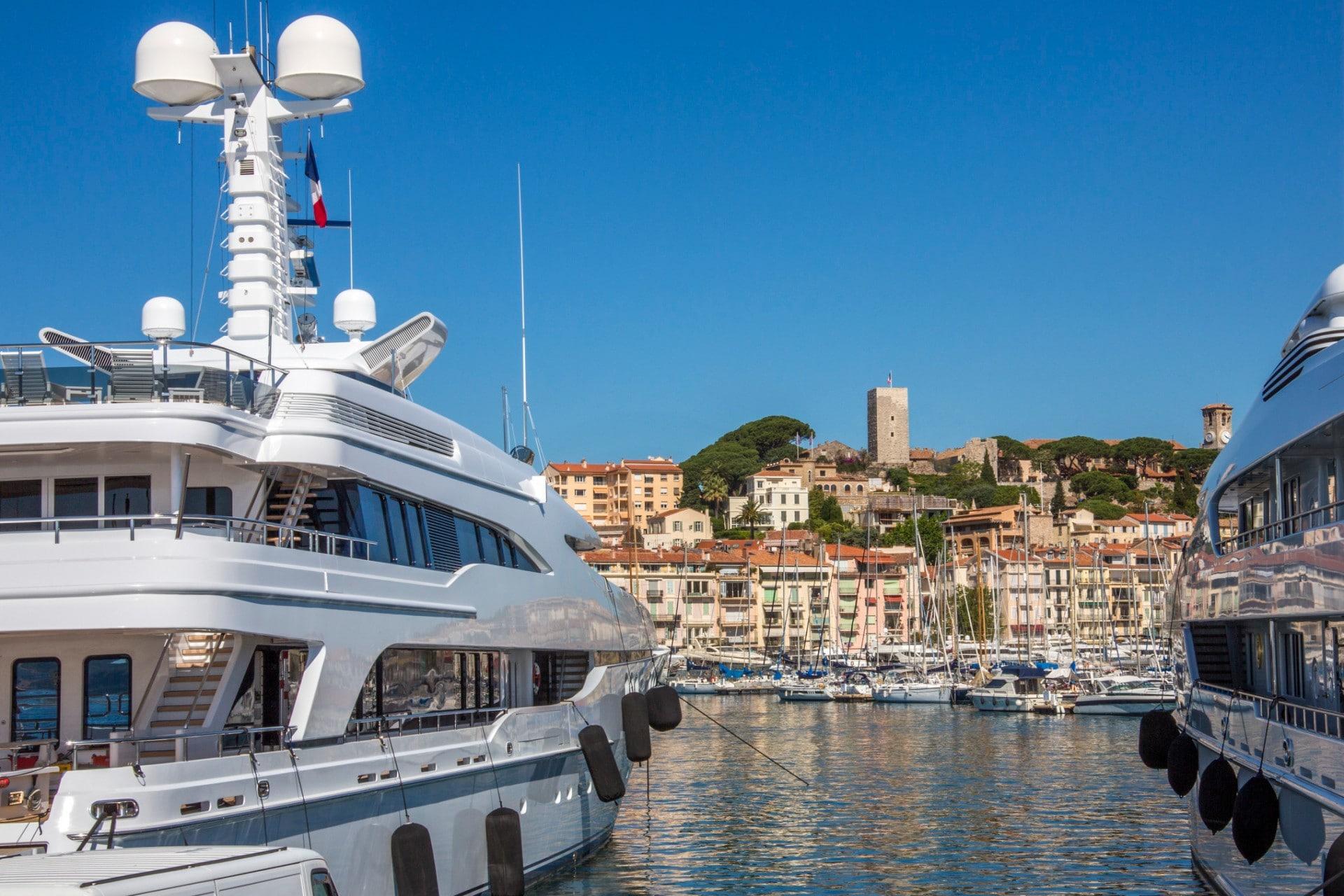 Trip von Nizza nach Cannes