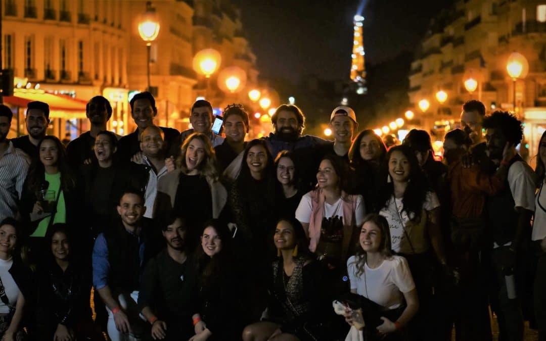 Soirée étudiante à Paris ce soir