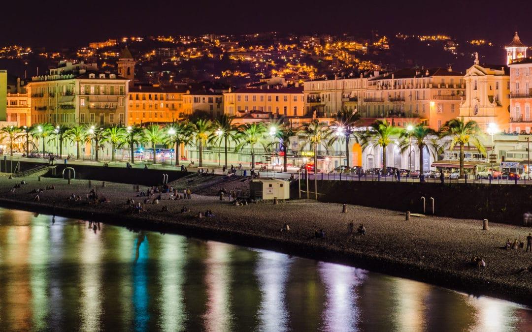 Dove Uscrire a Nizza la Sera