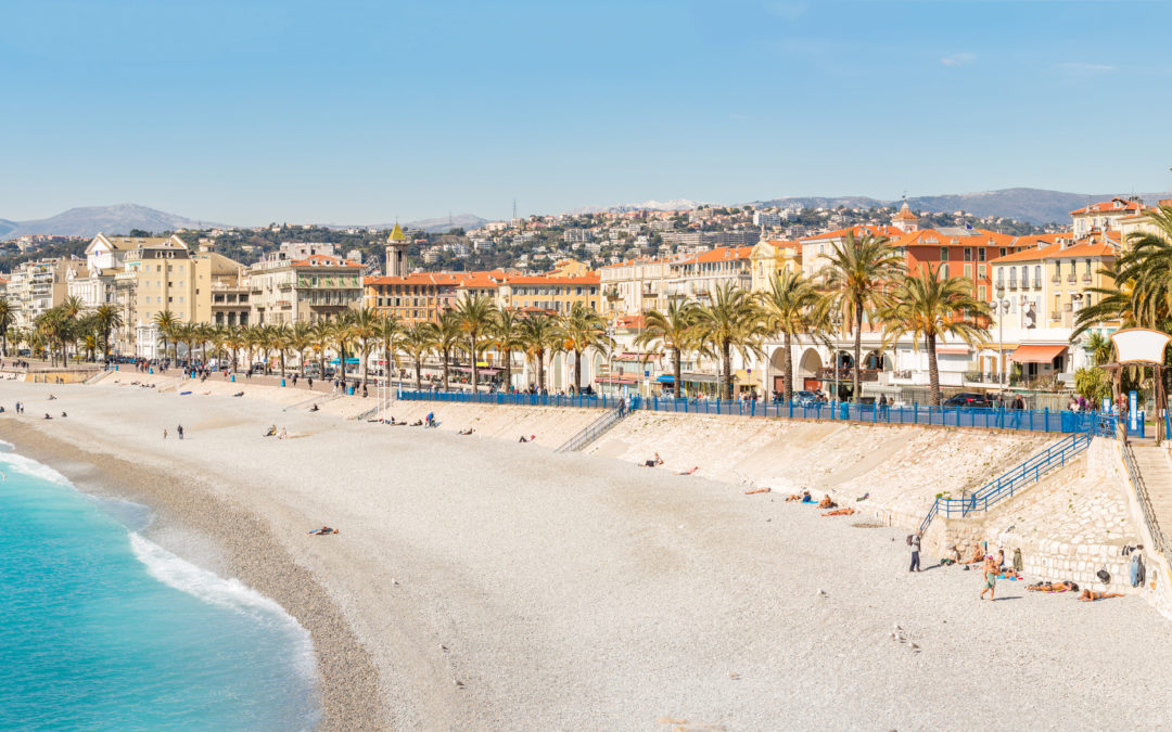 Best Beaches in Nice, France
