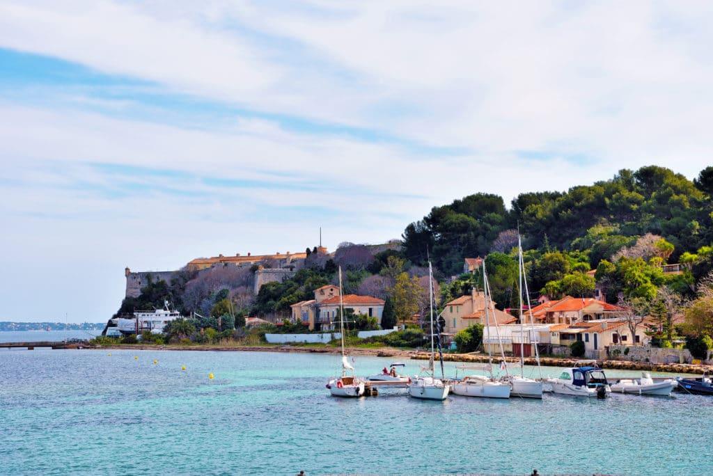 Saint-Marguerite-Island