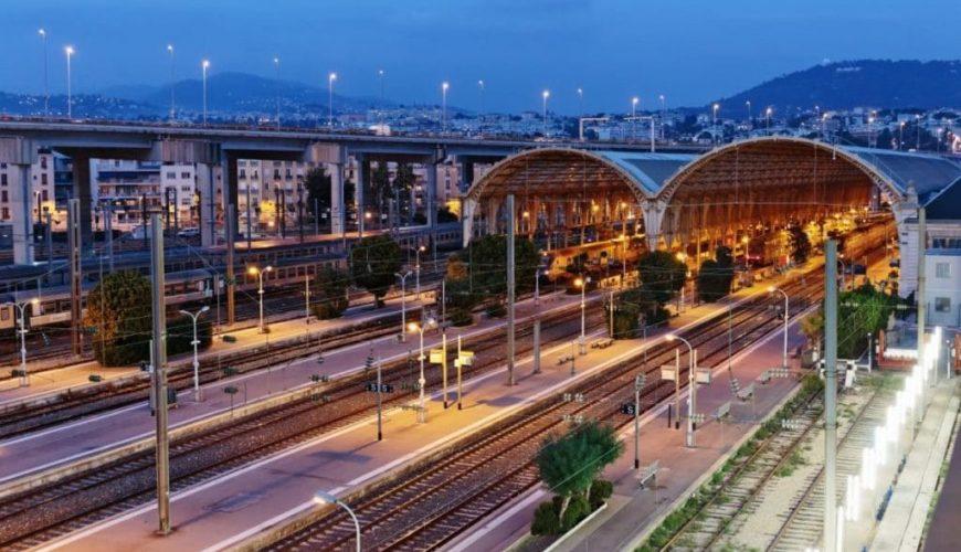 Bus in Nizza - Wie man sich in Nizza fortbewegt
