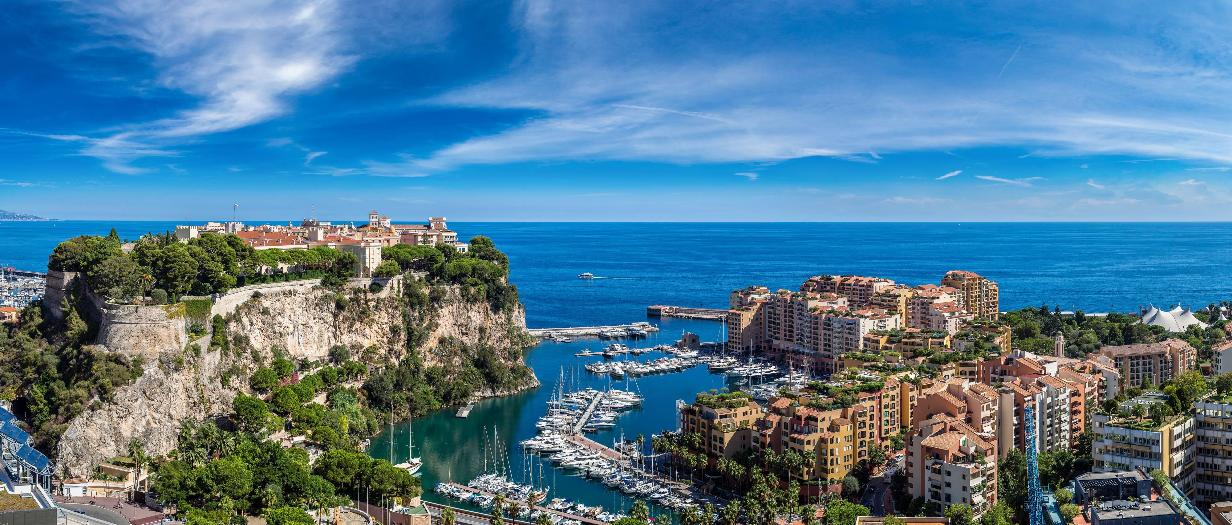 Monaco Tagesausflug