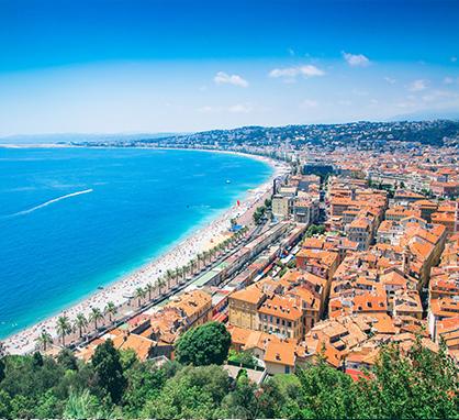 City Break in Nice
