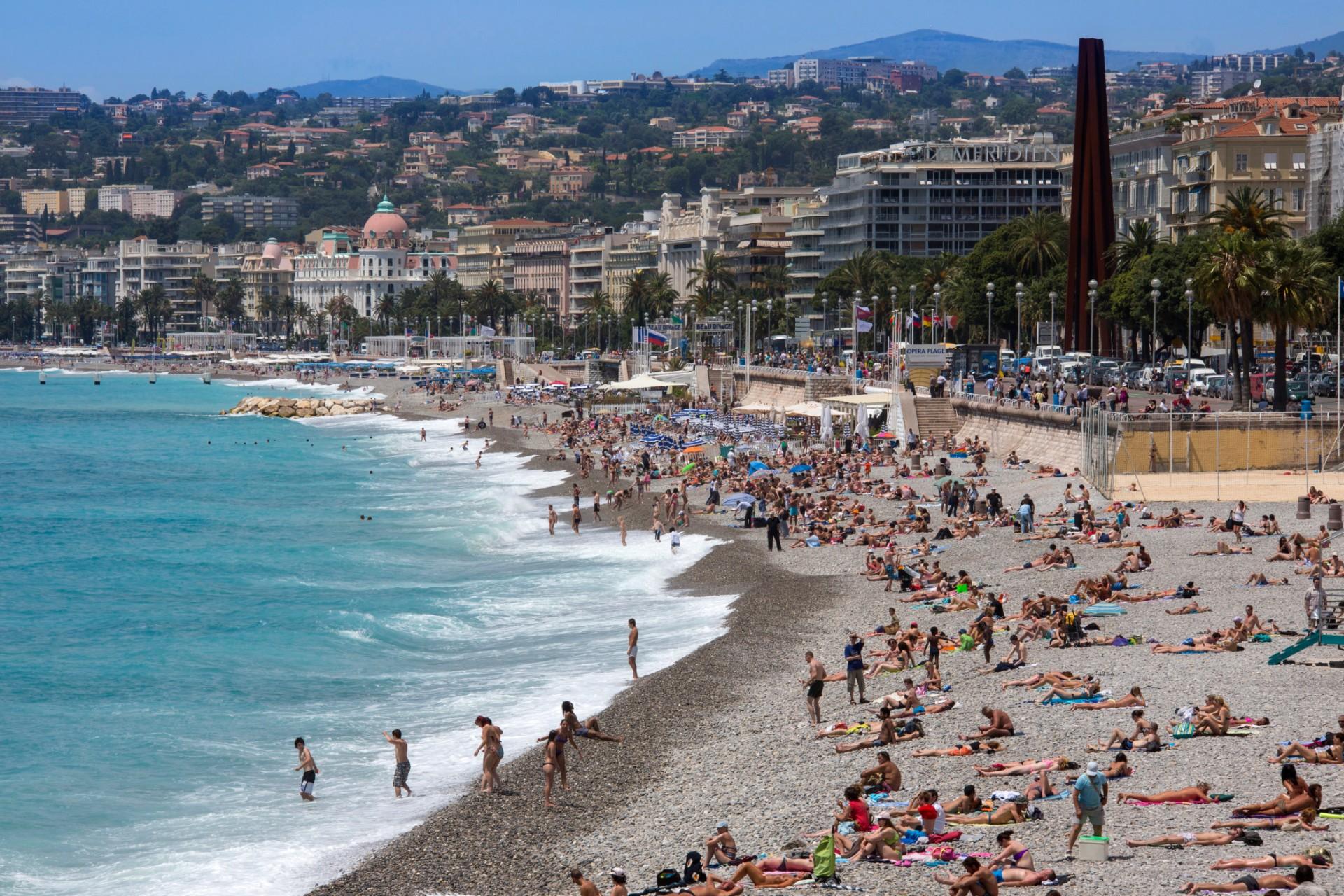 Free tour Niza en español