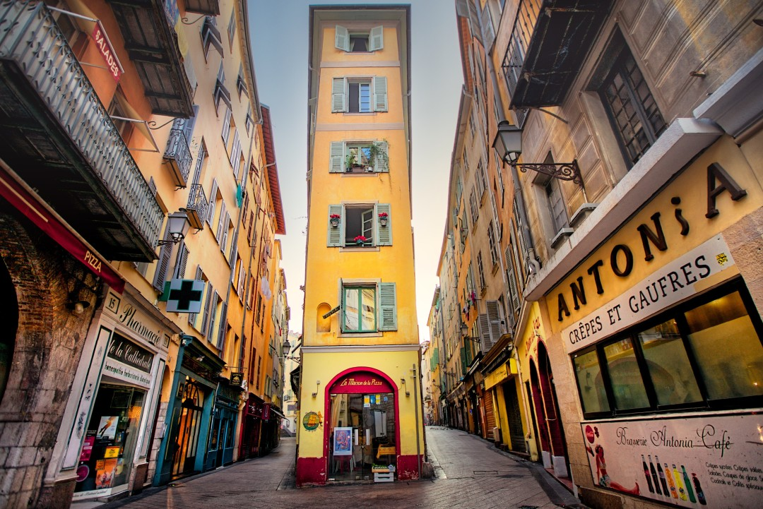 What to visit in Nice France