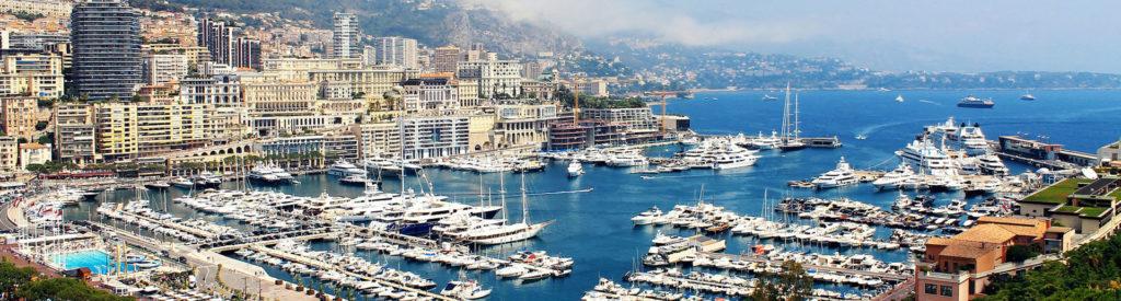 Monaco Walking Tour