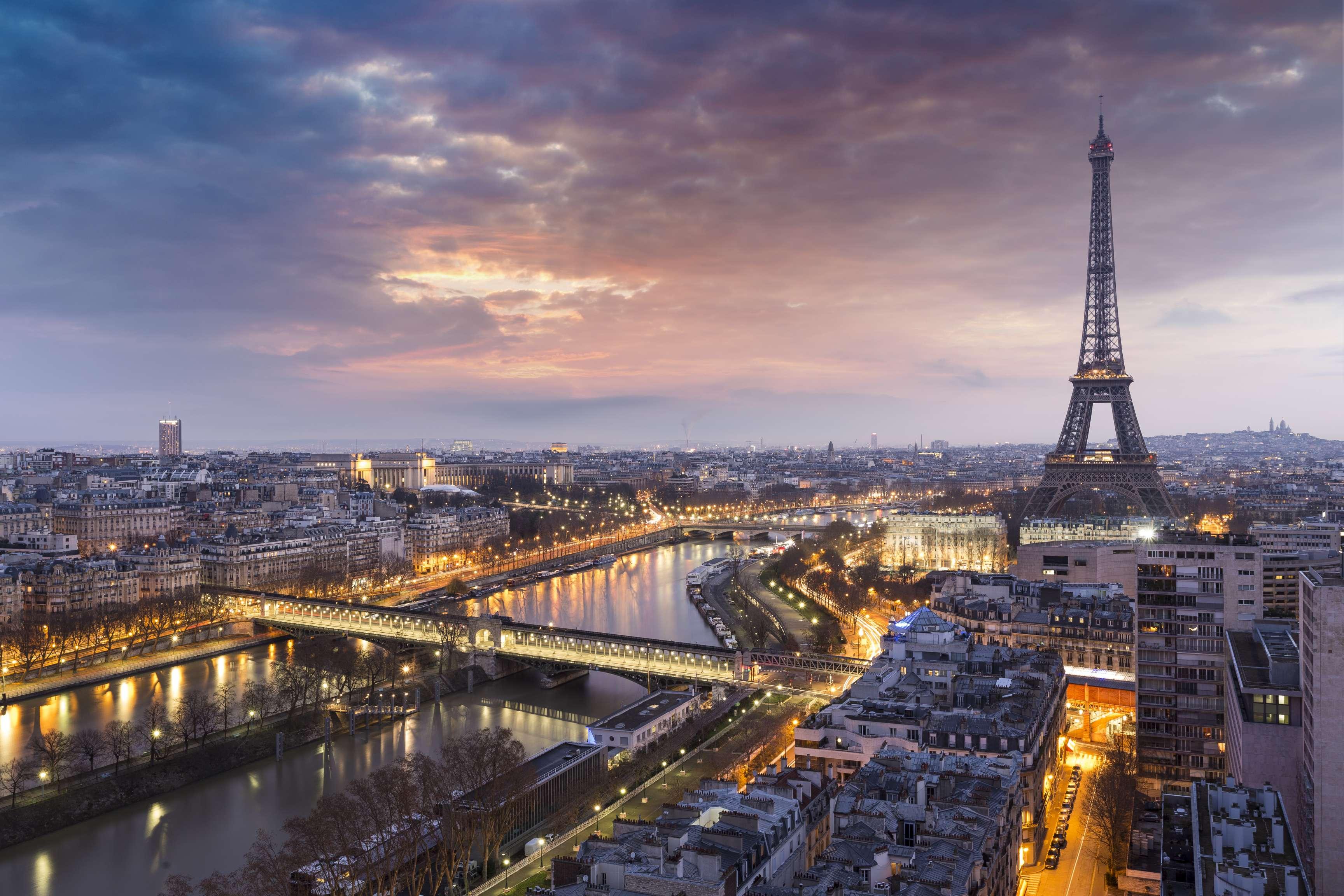 Paris At Night Discover For Yourself U0026 39 The City Of Light U0026 39