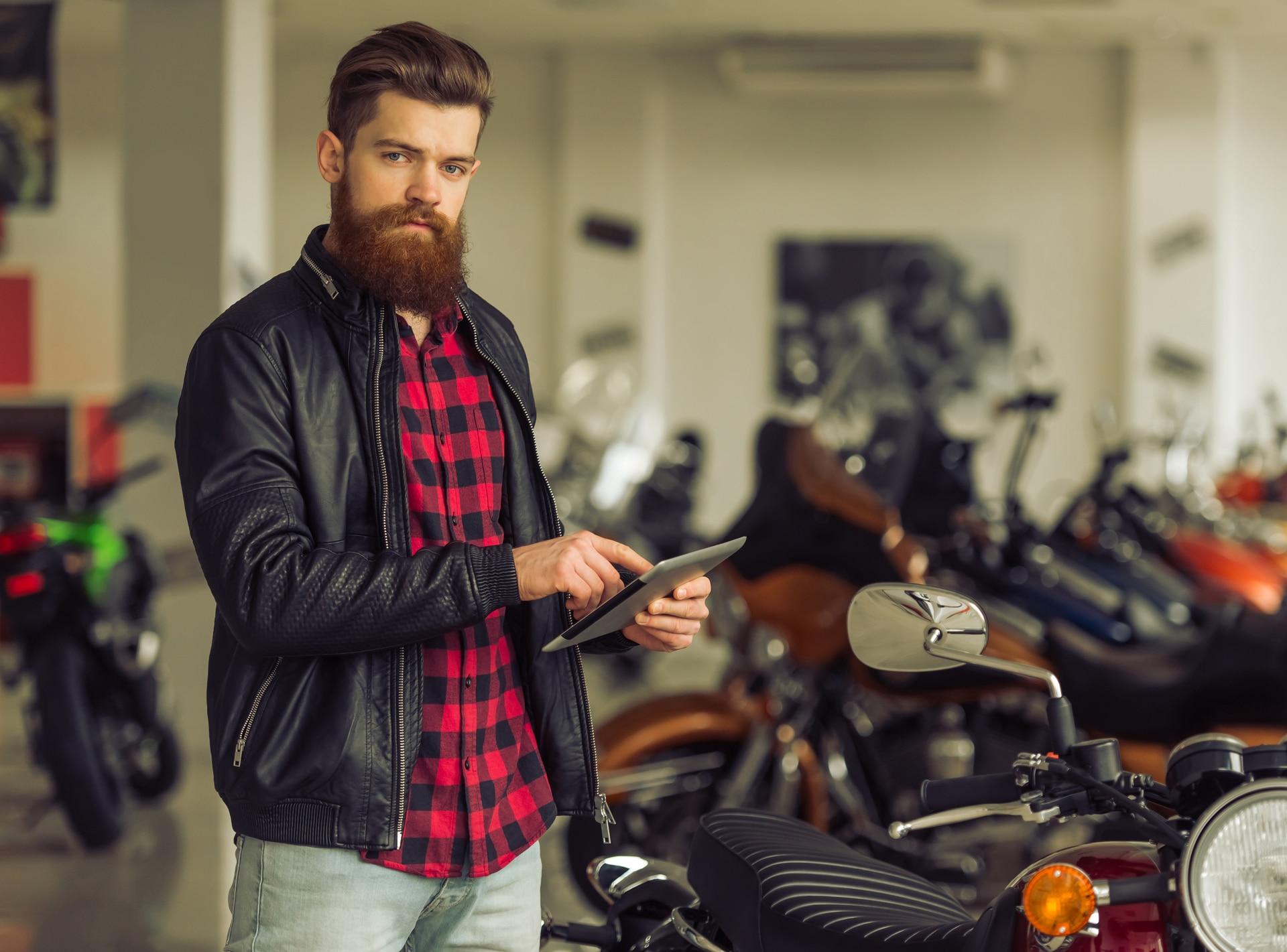 Motorbike rental Nice
