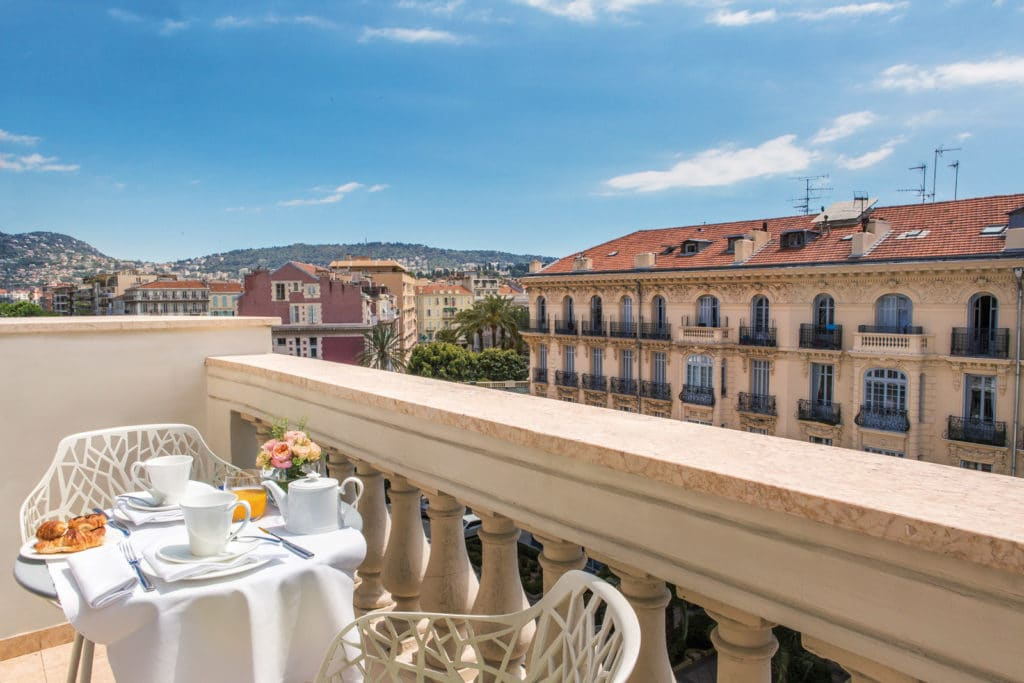 best-hotels-in-nice-france-Exclusive-Double-balcony.
