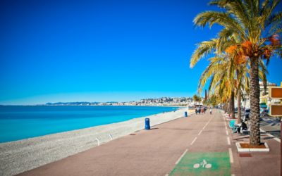 How to get to Nice, France