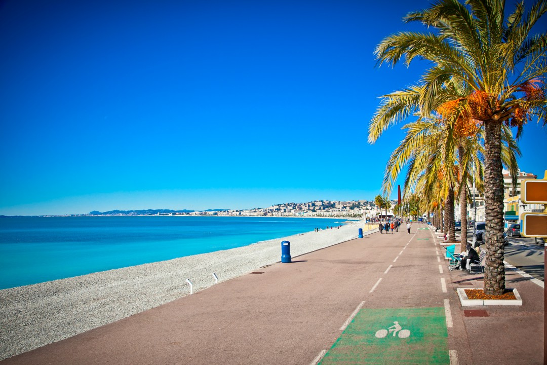 how to get to nice