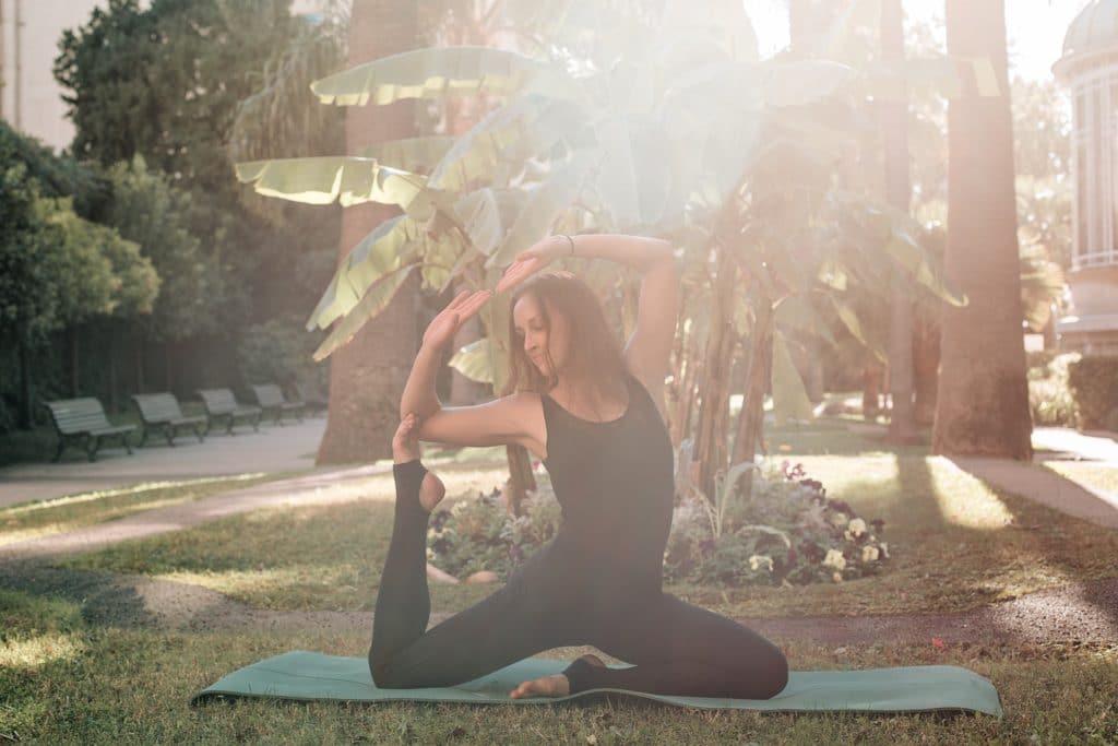 yoga in nice