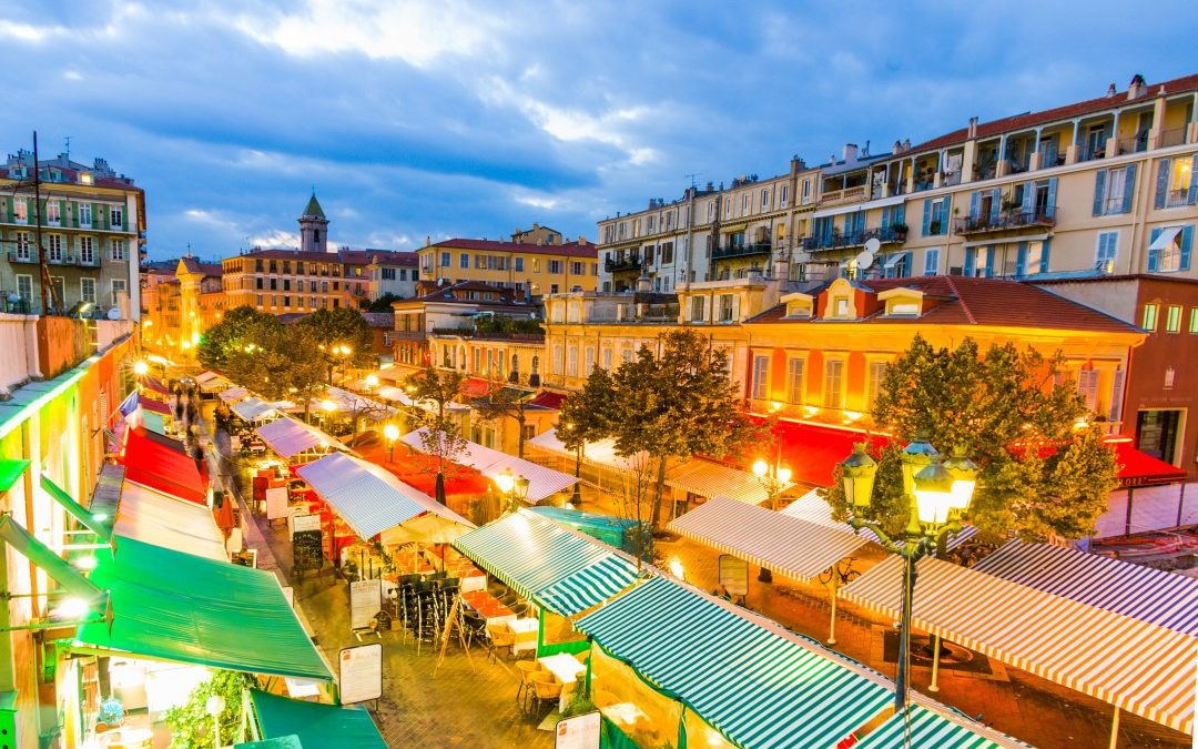 What Does Cours Saleya Mean?