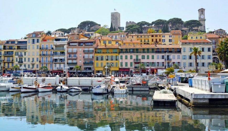 Was kann man in Cannes Frankreich besichtigen?