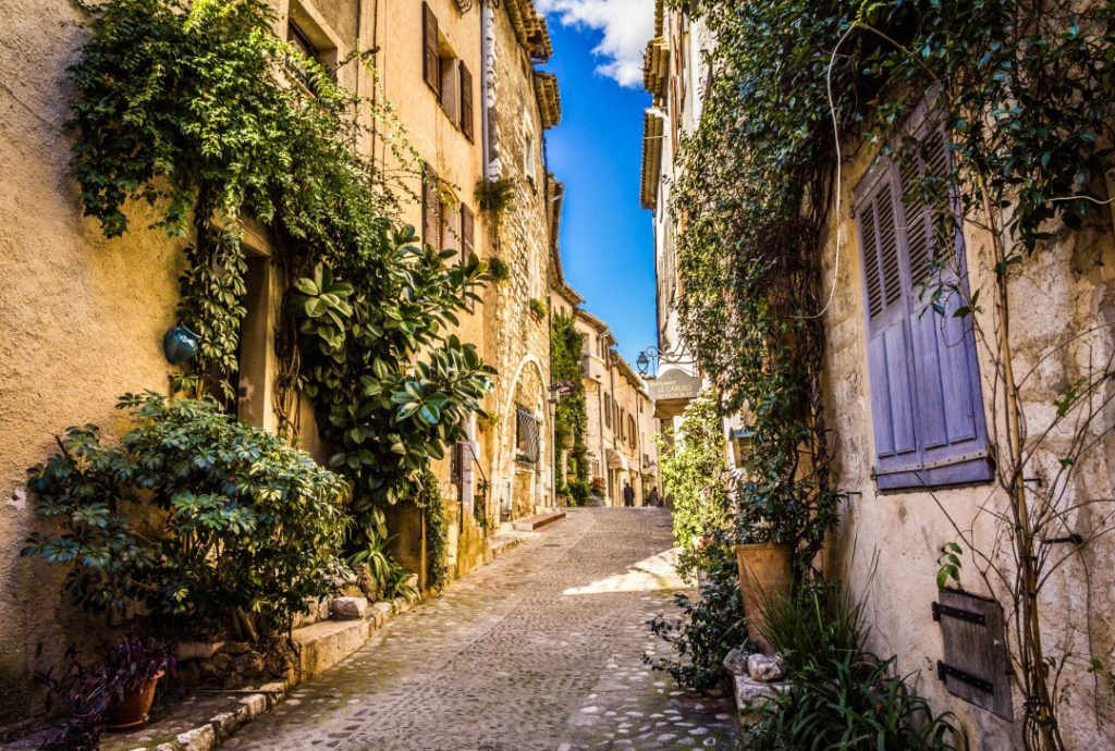 where-is-saint-paul-de-vence-france