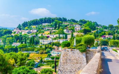 Where is Saint Paul de Vence ?
