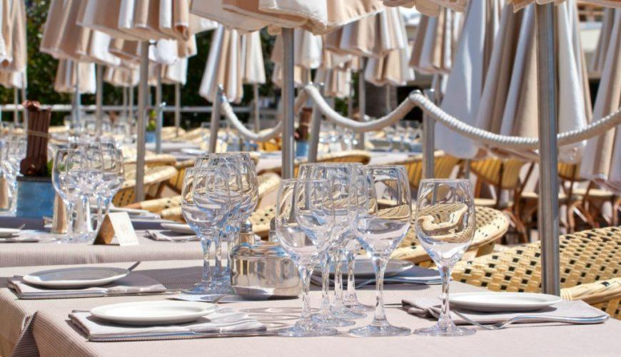 Restaurants in Cannes Frankreich
