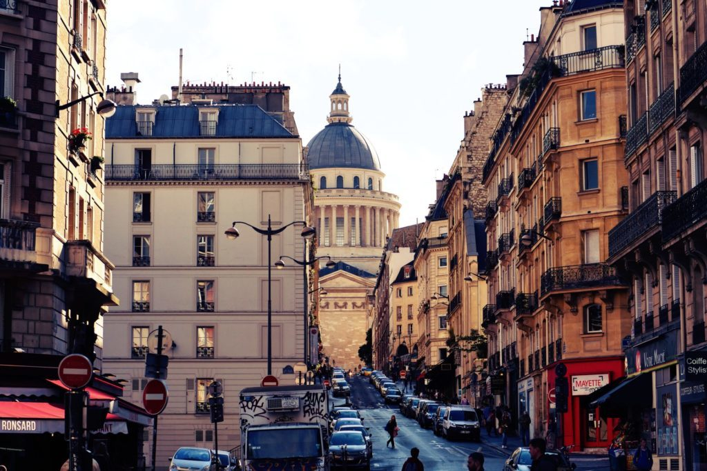 free walking tour paris latin quarter