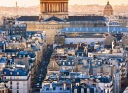 Visita a pie al Barrio Latino de París