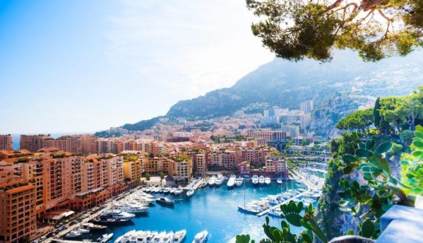 Nizza nach Monaco