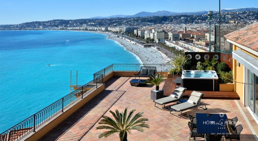 The best hotels in Nice France