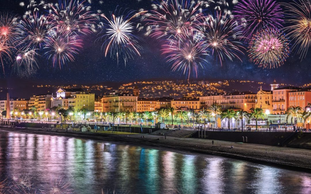 NEW YEAR'S EVE PARTY 2018 NICE FRENCH RIVIERA