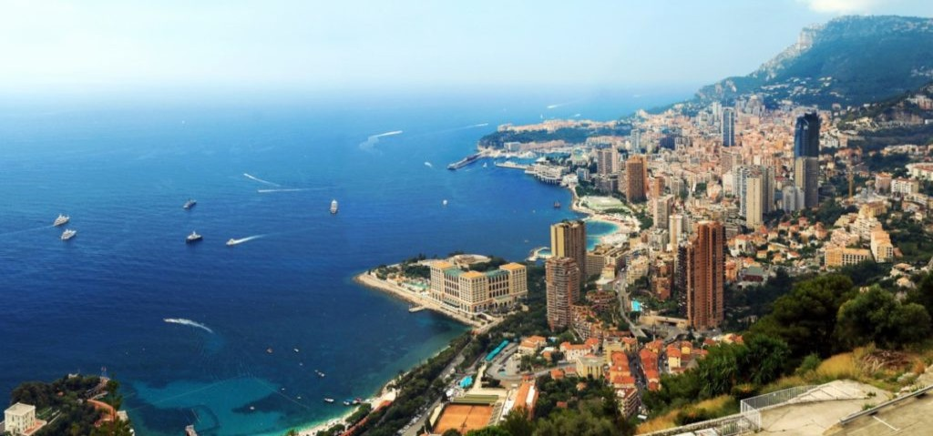 How Far is Monaco From Nice