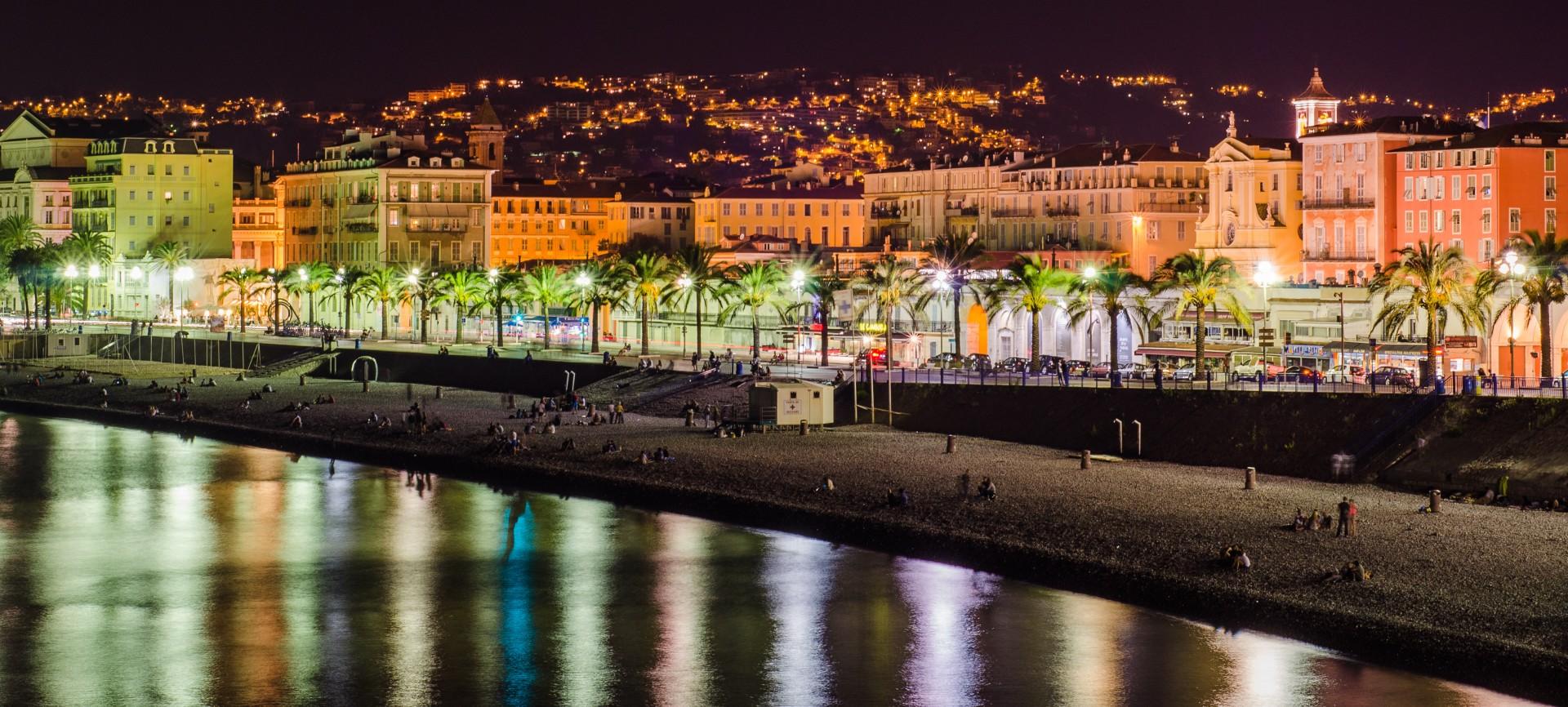 Wo sind die Bars in Nizza?