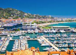 Cannes Tour a Pie