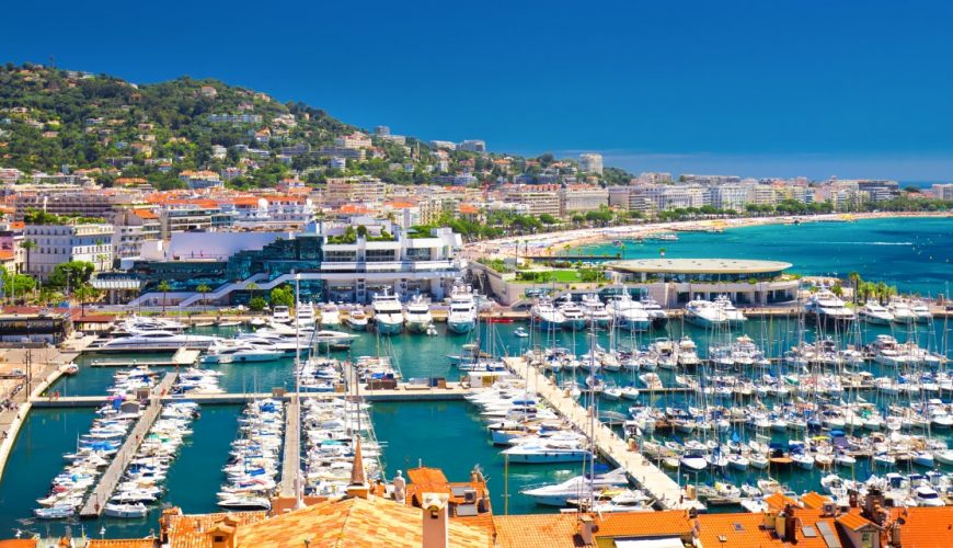 cannes walking tours