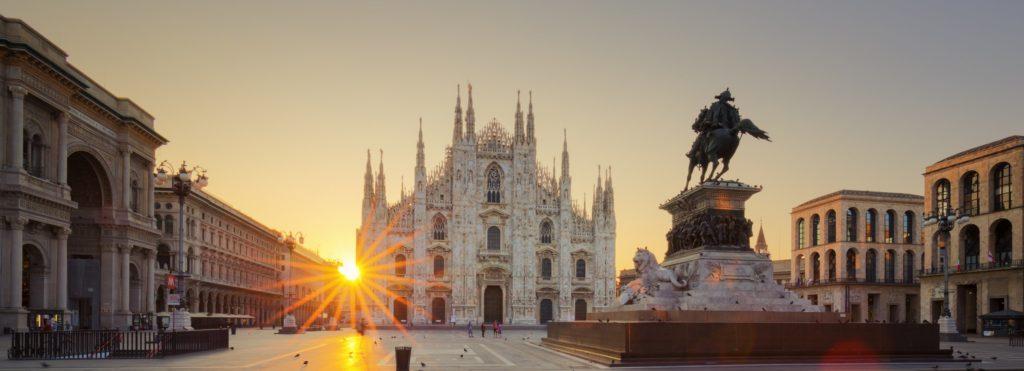 Free walking tour Milan