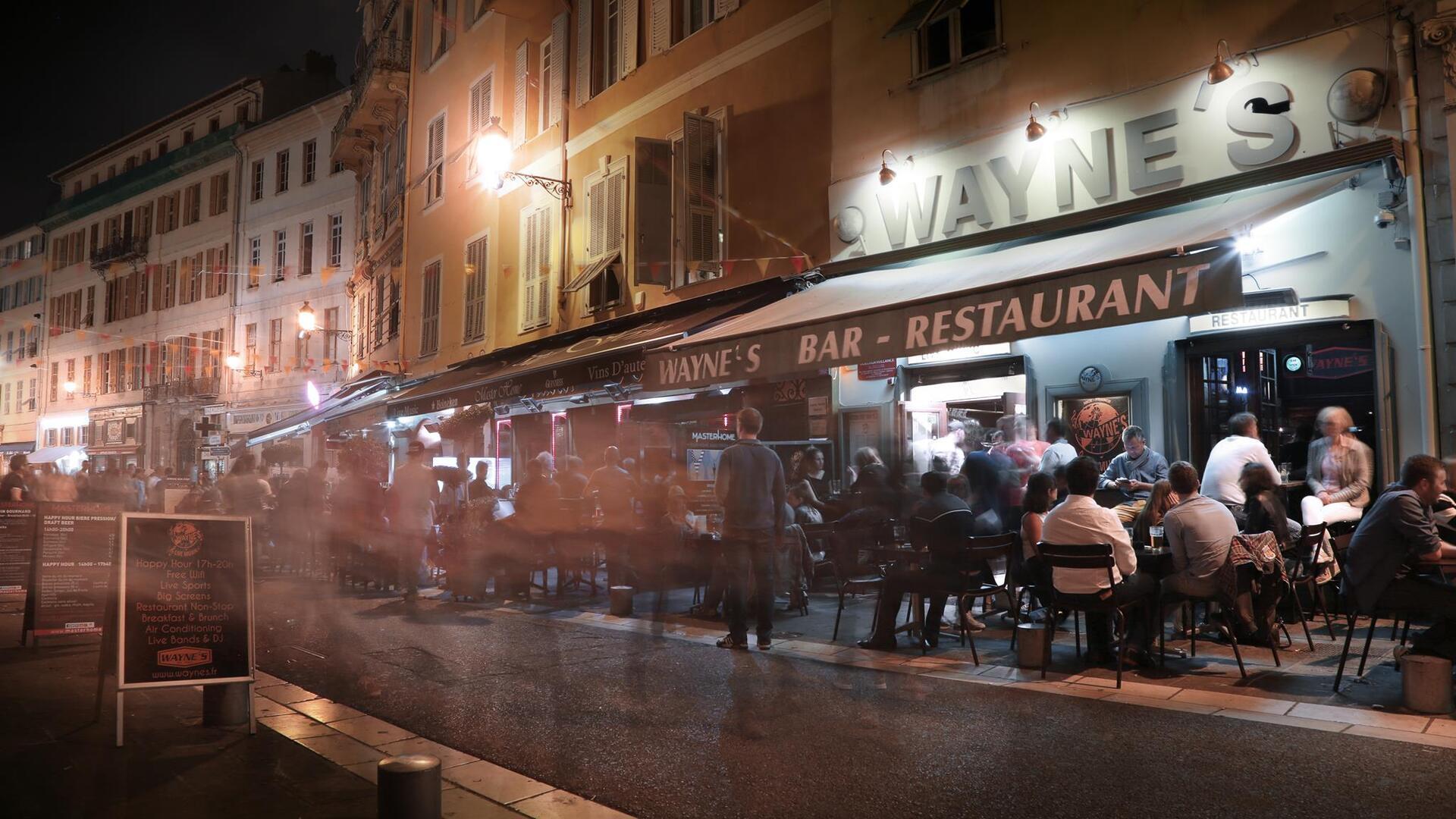 Bar à ambiance à Nice