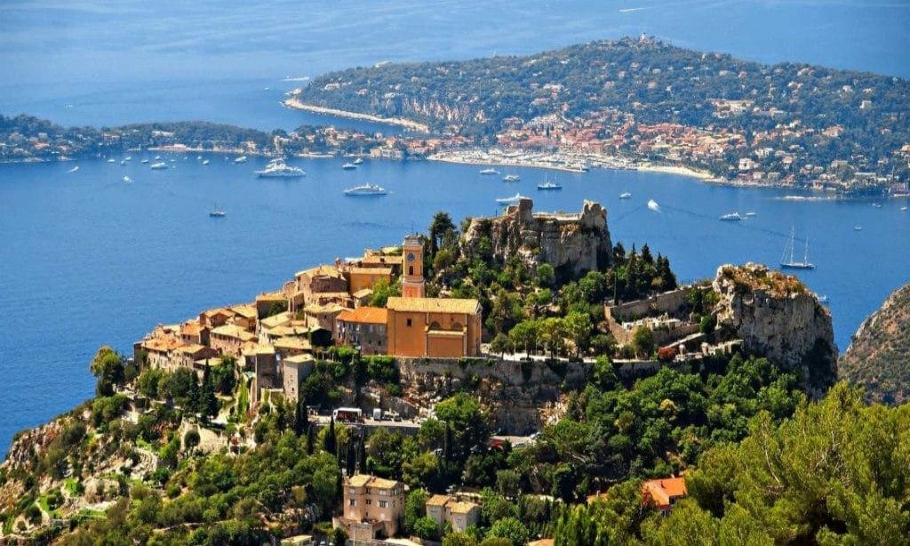 best beaches in nice france