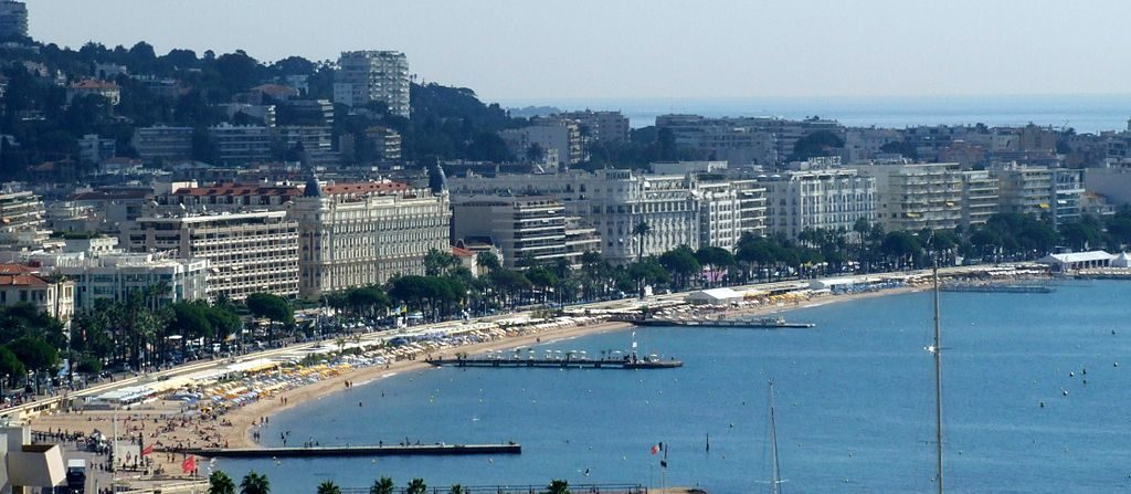 cannes capital of cinema palms & sandy beaches
