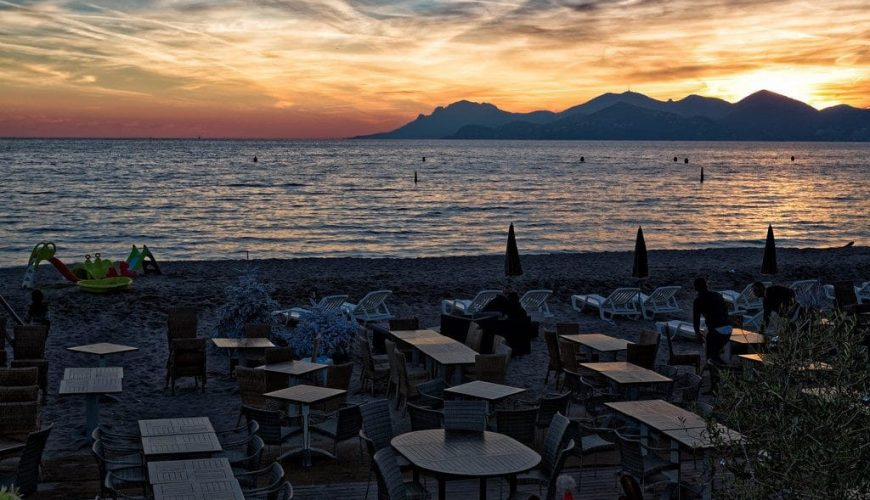 cannes travel nightlife guide beach cannes beach cannes