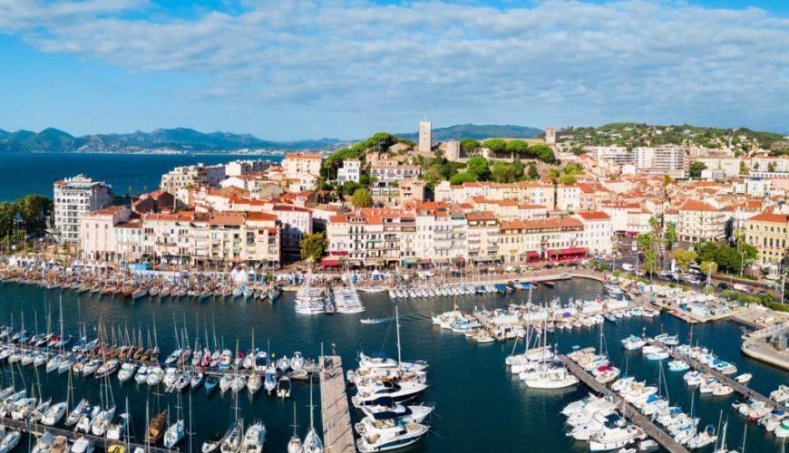 Cannes Sightseeing Touren