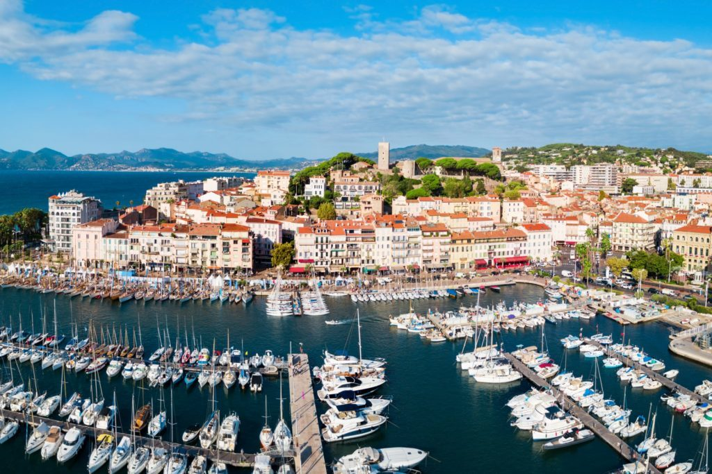 Cannes sightseeing tours