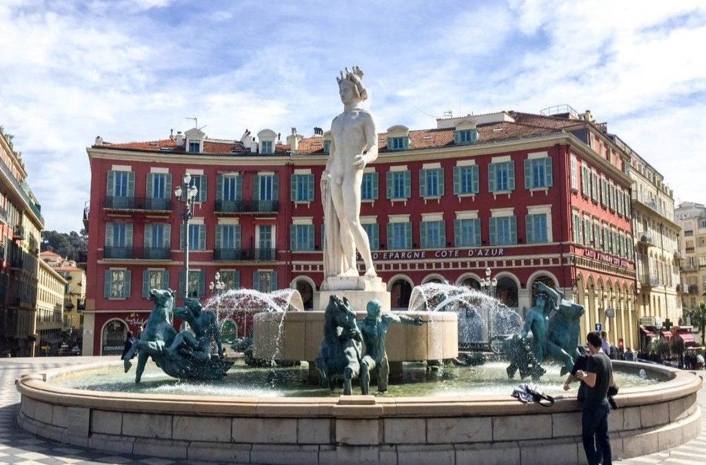 Explore French Riviera – take walking tours in Nice, France!
